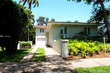 Home for Rent at 5905 Michelangelo St, Coral Gables FL 33146