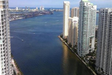 Home for Rent at 200 Biscayne Boulevard Way #4108, Miami FL 33131
