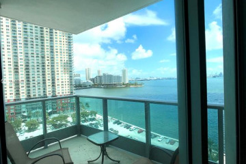 Home for Rent at 1331 Brickell Bay Dr #1102, Miami FL 33131