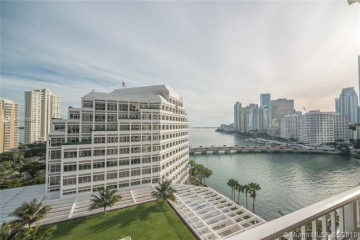Home for Sale at 701 Brickell Key Bl #1411, Miami FL 33131