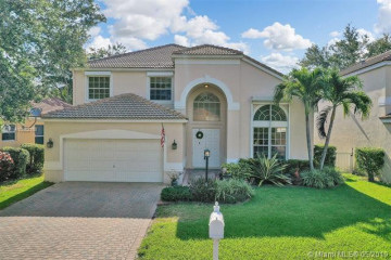 Home for Sale at 7886 NW 62nd Way, Parkland FL 33067