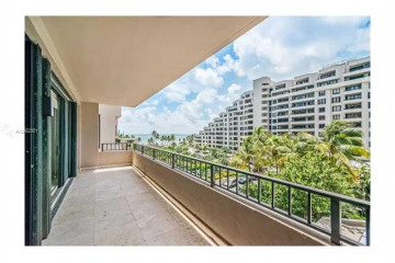 Home for Rent at 251 Crandon Blvd #528, Key Biscayne FL 33149