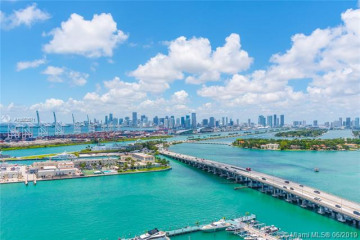 Home for Sale at 400 Alton Rd #2501, Miami Beach FL 33139