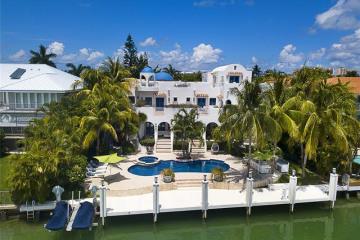 Home for Sale at 760 Harbor Dr, Key Biscayne FL 33149