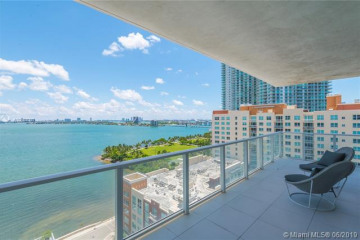 Home for Rent at 2020 N Bayshore Dr #1510, Miami FL 33137