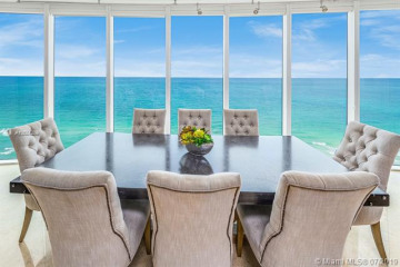 Home for Sale at 18911 Collins Ave #2501, Sunny Isles Beach FL 33160