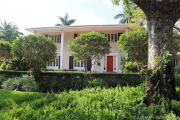 Home for Rent at 3511 Alhambra Cir, Coral Gables FL 33134