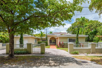 Home for Rent at 2508 Anderson Rd, Coral Gables FL 33134