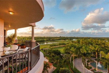 Home for Sale at 13621 Deering Bay Dr #604, Coral Gables FL 33158
