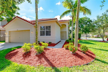 Home for Sale at 593 Pigeon Plum Way, Weston FL 33327