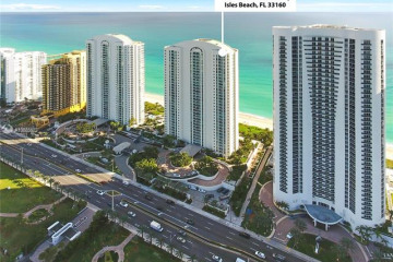 Home for Sale at 16047 Collins Ave #1704, Sunny Isles Beach FL 33160