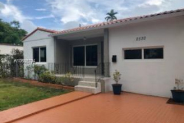 Home for Rent at 2520 SW 22nd Ter, Miami FL 33145