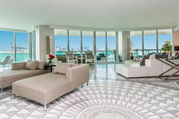 Home for Sale at 1000 S Pointe Dr #501, Miami Beach FL 33139
