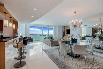 Home for Sale at 1800 N Bayshore Dr #3601, Miami FL 33132