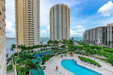 Home for Sale at 888 Brickell Key Dr #1007, Miami FL 33131