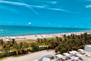 Home for Sale at 2301 Collins Ave #609, Miami Beach FL 33139