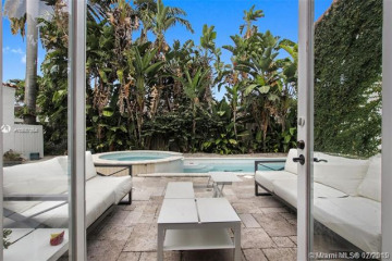 Home for Rent at 1745 W 23rd St, Miami Beach FL 33140