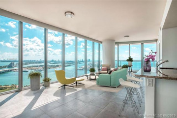 Home for Sale at 888 Biscayne Blvd #4008, Miami FL 33132