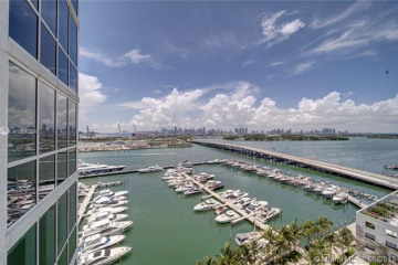 Home for Sale at 400 Alton Rd #1502, Miami Beach FL 33139