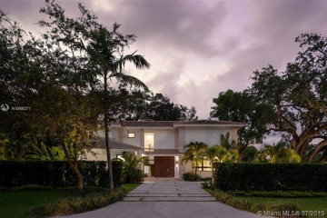 Home for Sale at 1215 Blue Rd, Coral Gables FL 33146