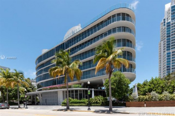 Home for Sale at 1 Collins Ave #404, Miami Beach FL 33139