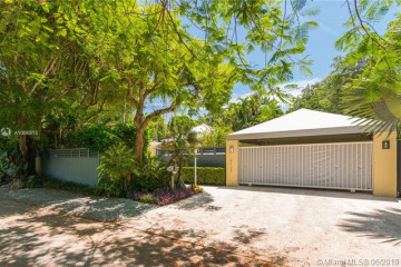 Home for Rent at 4125 Braganza Ave, Coconut Grove FL 33133
