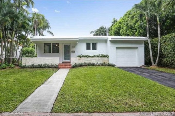 Home for Rent at 6606 San Vicente St, Coral Gables FL 33146