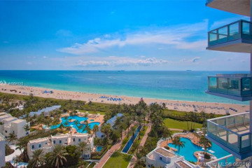 Home for Sale at 100 S Pointe Dr #810, Miami Beach FL 33139