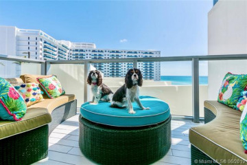 Home for Sale at 2201 Collins Ave #811, Miami Beach FL 33139