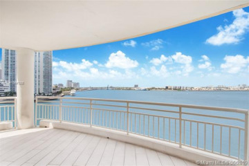 Home for Sale at 888 Brickell Key Dr #712, Miami FL 33131
