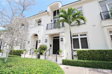 Home for Rent at 530 Valencia Ave, Coral Gables FL 33134
