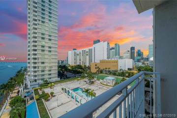 Home for Sale at 770 Claughton Island Drive #916, Miami FL 33131