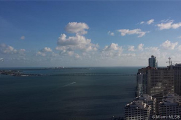 Home for Rent at 495 Brickell Ave #3903, Miami FL 33131