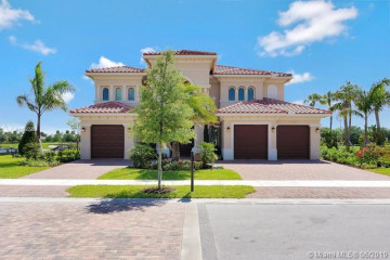 Home for Sale at 10540 S Barnsley Dr, Parkland FL 33076