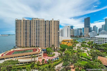 Home for Sale at 520 Brickell Key Dr #A1203, Miami FL 33131
