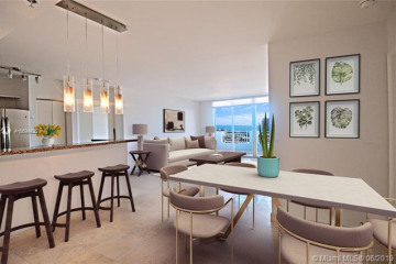 Home for Sale at 90 Alton Rd #2703, Miami Beach FL 33139