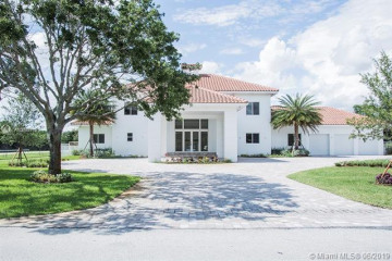 Home for Sale at 15381 SW 25th St, Davie FL 33326