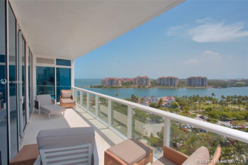 Home for Sale at 100 S Pointe Dr #1101, Miami Beach FL 33139