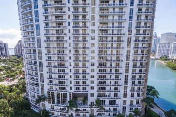 Home for Rent at 901 Brickell Key Blvd #705, Miami FL 33131