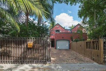 Home for Sale at 3125 Jackson Ave, Miami FL 33133