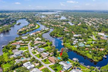 Home for Sale at 8478 SE Merritt, Tequesta FL 33469