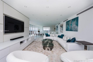 Home for Sale at 17555 Collins Ave #3201, Sunny Isles Beach FL 33160