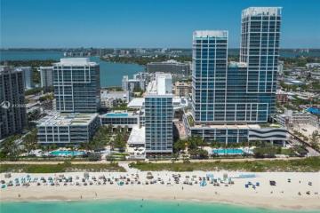 Home for Sale at 6801 Collins Ave #605, Miami Beach FL 33141