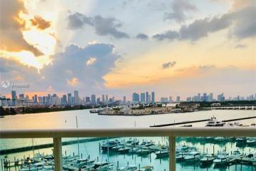 Home for Sale at 1000 S Pointe Dr #801, Miami Beach FL 33139
