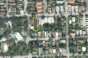 Home for Sale at 3468 Day Ave, Coconut Grove FL 33133