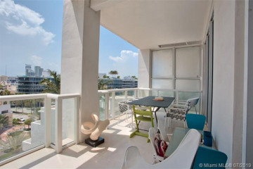 Home for Rent at 50 S Pointe Dr #805, Miami Beach FL 33139