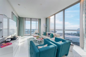 Home for Sale at 1100 Biscayne Blvd #3801, Miami FL 33132