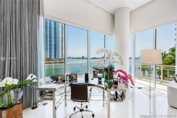 Home for Sale at 900 Brickell Key Blvd #403/503, Miami FL 33131