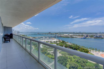 Home for Sale at 50 Biscayne Blvd #2810, Miami FL 33132