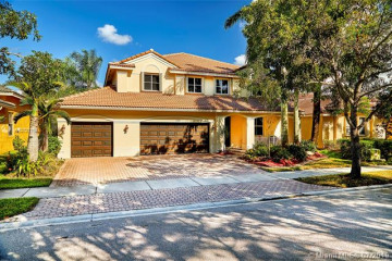 Home for Rent at 1300 Crossbill Ct, Weston FL 33327